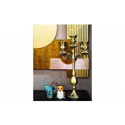 Bohemia Empir Style Канделябр gold