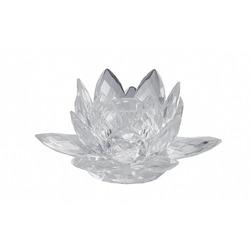 Bohemia Empir Style Подсвечник хрустальный в виде цветка