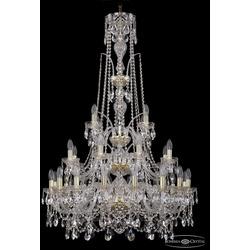 Bohemia Ivele Crystal Люстра хрустальная 1411/16+8+4/300/XL-131/3d G