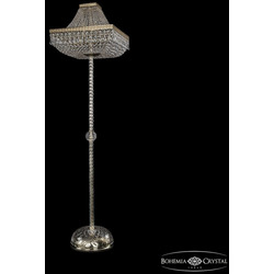 Bohemia Ivele Crystal Торшер хрустальный 19012T3/H/45IV-172 G