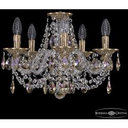 Bohemia Ivele Crystal Люстра хрустальная 16106/5/141 FP K801
