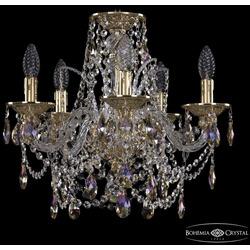 Bohemia Ivele Crystal Люстра хрустальная 16111/5/141 G K801