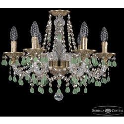 Bohemia Ivele Crystal Люстра хрустальная 16110/6/165 FP V5001 R801
