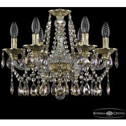 Bohemia Ivele Crystal Люстра хрустальная 16113/6/165 G R801