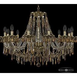 Bohemia Ivele Crystal Люстра хрустальная 16103/12/300 G R777