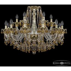 Bohemia Ivele Crystal Люстра хрустальная 16110/12+6/300 G V1003 R721
