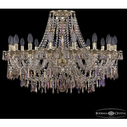 Bohemia Ivele Crystal Люстра хрустальная 16103/16/300 G M801