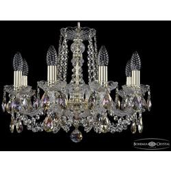 Bohemia Ivele Crystal Люстра хрустальная 1402/8/160 G K801