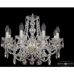 Bohemia Ivele Crystal Люстра хрустальная 1411/8/195 G K801