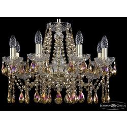 Bohemia Ivele Crystal Люстра хрустальная 1413/8/200 G R777