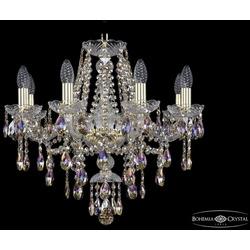 Bohemia Ivele Crystal Люстра хрустальная 1415/8/200 G R801