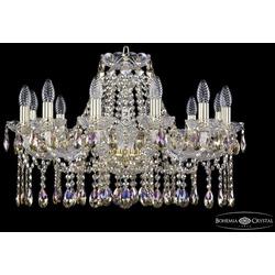 Bohemia Ivele Crystal Люстра хрустальная 1413/12/240 G R801