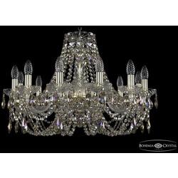 Bohemia Ivele Crystal Люстра хрустальная 1406/12/240 G R801