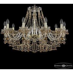 Bohemia Ivele Crystal Люстра хрустальная 1409/10/300 G R777