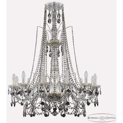 Bohemia Ivele Crystal Люстра хрустальная 1411/12/300/XL-108 G R731