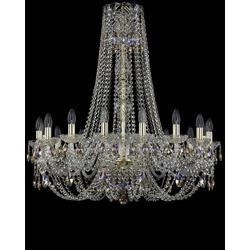 Bohemia Ivele Crystal Люстра хрустальная 1406/16/300/h-89 G K801