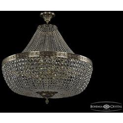 Bohemia Ivele Crystal Люстра хрустальная 19111/H1/80IV GB C1