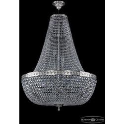 Bohemia Ivele Crystal Люстра хрустальная 19111/H2/80IV Ni C1