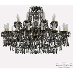 Bohemia Ivele Crystal Люстра хрустальная 1403/16+8/360 G M781