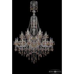 Bohemia Ivele Crystal Люстра хрустальная 1415/16+8+4/400/XL-185/2d G K777