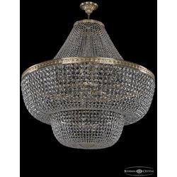 Bohemia Ivele Crystal Люстра хрустальная 19101/H1/100IV G