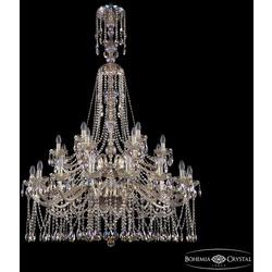 Bohemia Ivele Crystal Люстра хрустальная 1413/16+8+4/400/XL-163/2d G M801