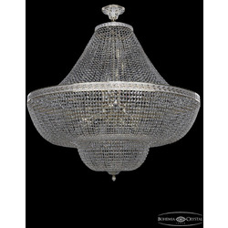 Bohemia Ivele Crystal Люстра хрустальная 19091/H1/100IV GW C1