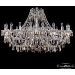 Bohemia Ivele Crystal Люстра хрустальная 1403/20/400 G R801