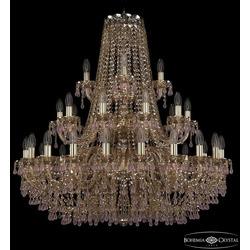 Bohemia Ivele Crystal Люстра хрустальная 1410/20+10+5/360/3d G V7010 M721