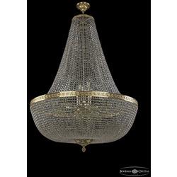 Bohemia Ivele Crystal Люстра хрустальная 19051/H2/100IV G C1