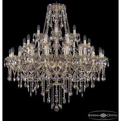 Bohemia Ivele Crystal Люстра хрустальная 1415/20+10+5/400 G M801