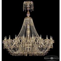 Bohemia Ivele Crystal Люстра хрустальная 1403/20/530/XL-160 G M801