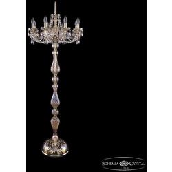 Bohemia Ivele Crystal Торшер хрустальный 1402T1/8/195-160 G M801