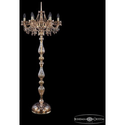 Bohemia Ivele Crystal Торшер хрустальный 1403T1/6/195-160 G M721