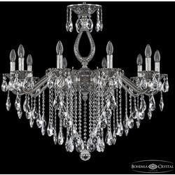 Bohemia Ivele Crystal Люстра бронзовая 72302/10/300/B NB
